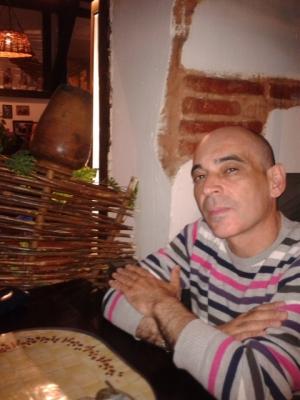 Antoine, 51 years old, France