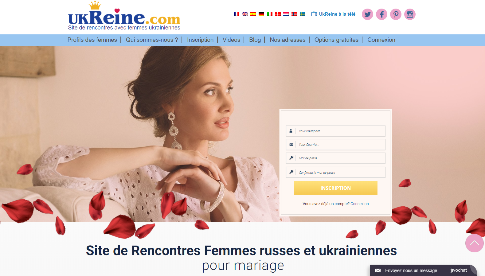 International dating sites for marriage