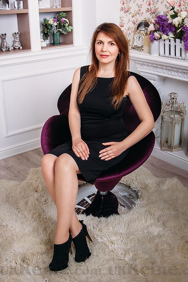 Femme ukrainienne en france