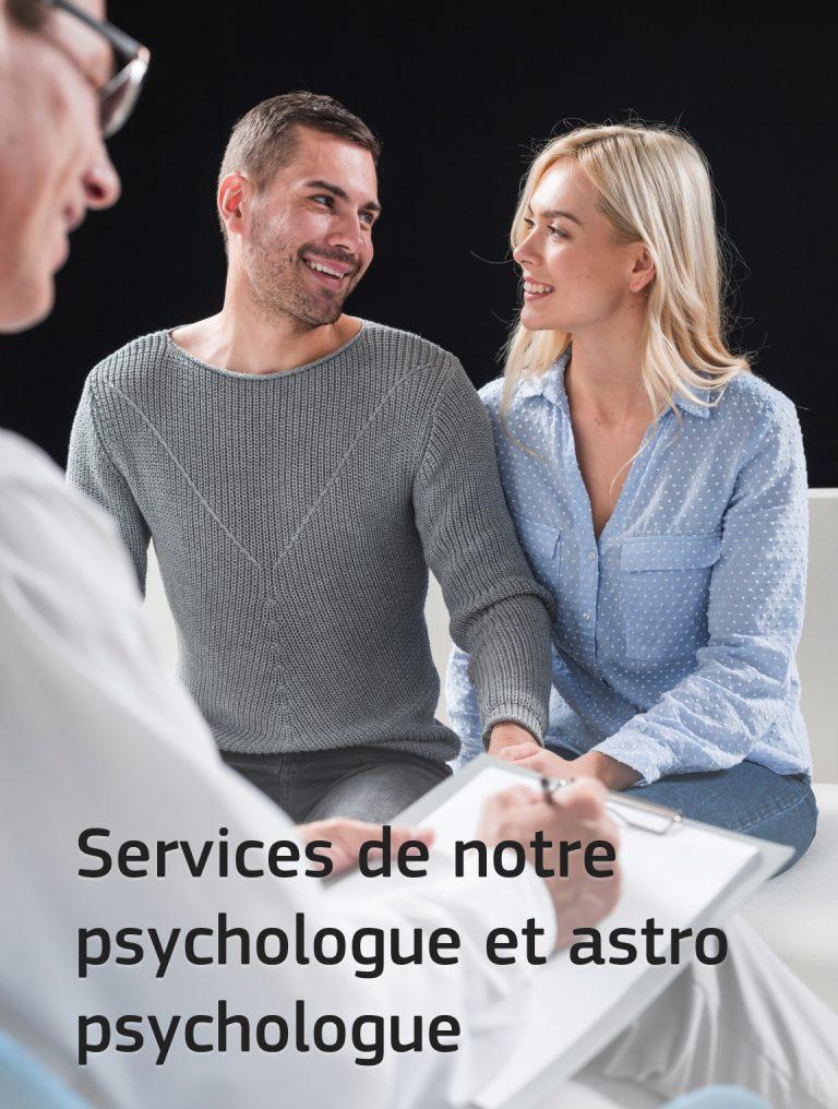 Vérifiez votre compatibilité psychologique et astrologique