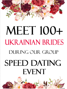 Meet 100 beautiful Ukrainian women in one evening!